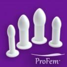Vaginal Dilator Set Medium <br>DT-B