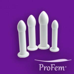 Vaginal Dilator Set Small  DT-C